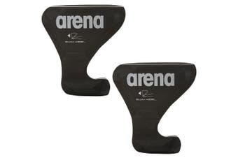 2PK Arena Swim Keel Practice/Training Swimming Pool Water Pullbuoy Tool/Aid BLK