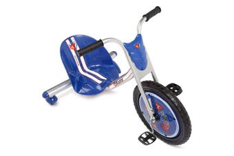 Razor RipRider Caster 360 Degree Trike Tricycle Kids Ride On Toy 5y+ Blue