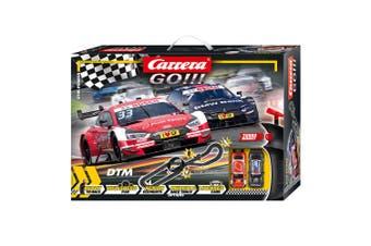 Carrera Go DTM Power RC Toy 1:43 Slot Car Remote Control Racing Set Kids 6y+