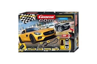 Carrera Go Highway Action RC Toy 1:43 Remote Control Slot Car Racing Kids 6y+