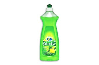 500ml Palmolive Lemon Lime Dishwashing Liquid Detergent Wash Dishes Pan Glass