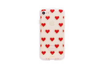 Sonix Clear Coat Hard Cover Lightweight Slim Case For iPhone 7/8 Gypsy Heart