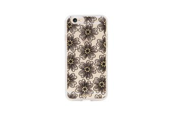 Sonix Clear Coat Hard Cover Lightweight Slim Case For iPhone 7/8 Botanic