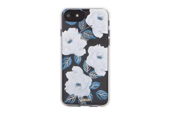 Sonix Clear Hard Cover Shockproof Case For iPhone 7/8/6s Sapphire Bloom