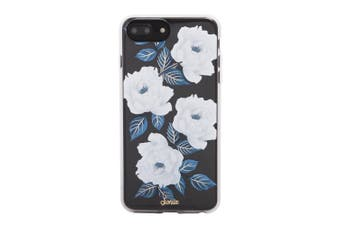 Sonix Clear Hard Cover Shockproof Case For iPhone 7 Plus/8 Plus Sapphire Bloom
