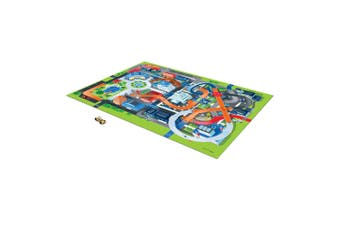 Hot Wheels Foam Megamat/Playmats/Playset 61x47in w/Assorted Vehicle Toy Kids 3y+