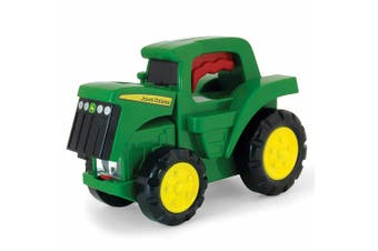 John Deere Tractor/Truck Torch Flashlight Kids Vehicle Toy w/ Light/Sounds 18m+