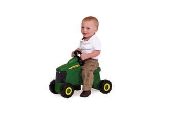 John Deere 35189 Foot To Floor Tractor Ride On Quadricycle Bike Trike Kids Toy