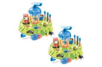 2PK So Slime DIY Craft Factory Glitter/Powder Slime Maker Toy for Kids/Child 6y+