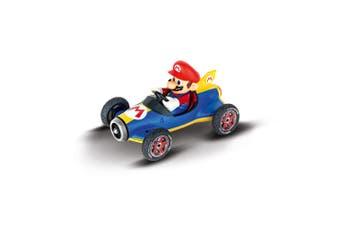 Carrera 1:18 Rechargeable RC Mariokart Mach 8 Mario Remote Control Kids Toy 6y+