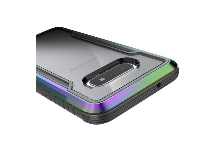 X-Doria Defense Drop Protect Shield Clear Case f/ Samsung Galaxy S10e Iridescent
