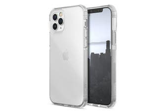 Raptic Clear Phone Cover Drop Proof Hard Case for Apple iPhone 12 Pro Max