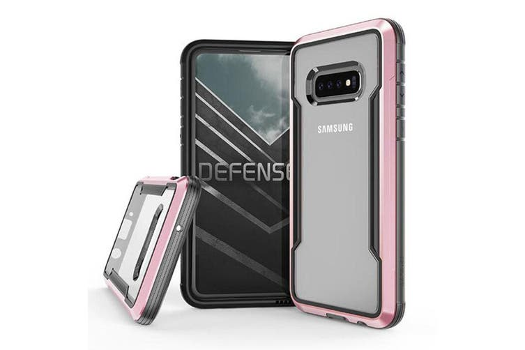 X-Doria Defense Drop Shield Clear Case Cover Protector f/ Samsung Galaxy S10e RG