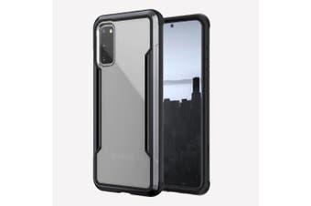 X-Doria Defense Shield Drop Proof Phone Case for Samsung Galaxy S20 Black
