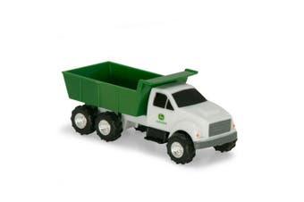 John Deere Mini Die-Cast Vehicle Farm Dump Truck w/ Working Bed Kids Toys 3y+
