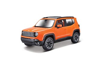 Maisto Tech 1:24 Assembly Line 35pc Jeep Renegade Model Car Kids Building Kit 8+