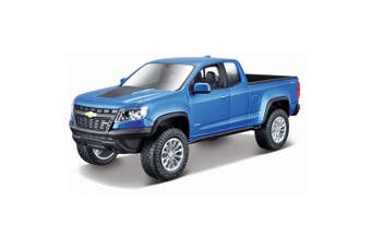 Maisto Tech 1:27 Assembly Line Chevrolet Colorado ZR2 Model Car Building Kit 8+