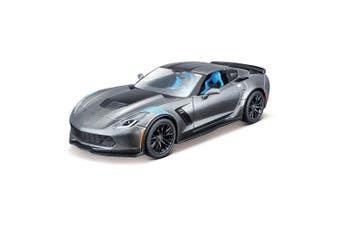 Maisto 1:24 Assembly Line 2017 Corvette Grand Sport Model Car Building Kit 8y+