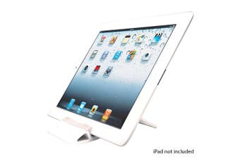 Kensington Chaise Mobile Universal Tablet/iPad Table/Desk Stand/Holder White