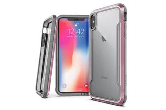X-Doria Defense Drop Case Protector Clear Cover Protect for Apple iPhone X/Xs RG