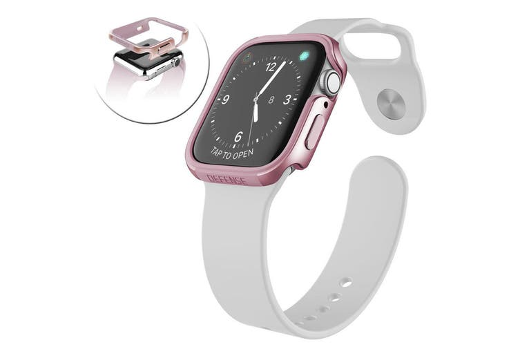 Dick Smith X Doria Defense Edge Protective Case Cover For 40mm Apple Watch Iwatch Rose Gold Phone Cases