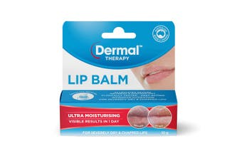Dermal Therapy 10g Ultra Moisturising Balm/Hydrating Pod for Dry/Chapped Lips