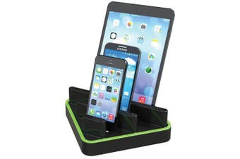 Esselte Kart Smart Caddy Desk Organiser iPad/Table Stand Holder for Charging