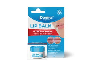 Dermal Therapy 10g Ultra Moisturising Balm/Hydrating Jar for Dry/Chapped Lips