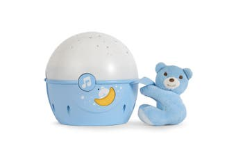 Chicco Next 2 Stars Baby Musical Lamp Cot/Crib Night Light Projector 0m+ Blue