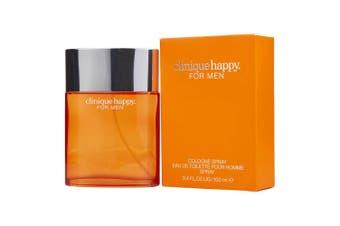 Clinique 100ml Happy EDT Eau De Toilette Men/Him Fragrances/Natural Spray