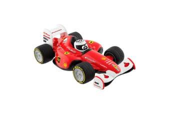 Chicco 23cm Ferrari Kids Toy Electric Race Car w/RC/Remote Control/Sounds 3y+