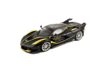 Bburago 1:18 Scale Ferrari Signature FXX-K #44 Diecast Car Vehicle Toy 14y+ BLK