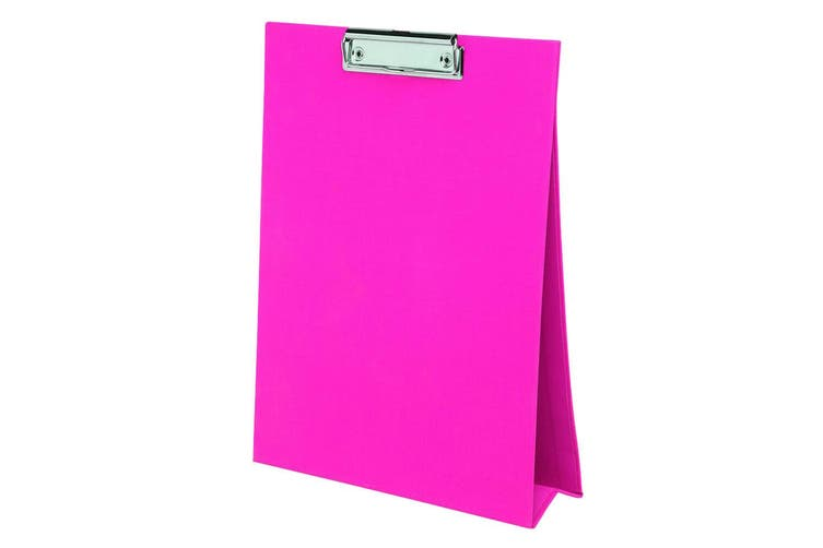 ColourHide A4 Paper Stand Up Clipboard/Whiteboard Document Writing Clip Board PK