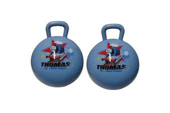 2pk Thomas & Friends Hopper Ball for Kids/Children Fun Bounce Outdoor Toy Handle