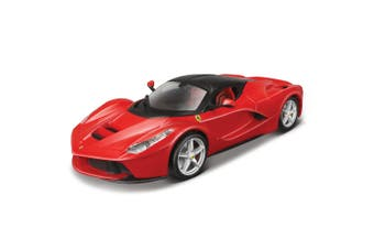 Maisto Assembly Line 1:24 LaFerrari 8y+ Car Model Ferrari DIY Vehicle Kit Toy RD