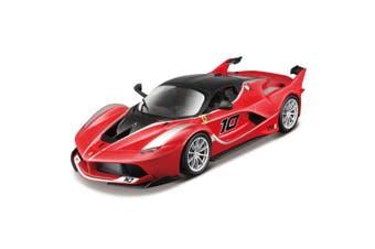 Maisto Assembly Line Ferrari 1:24 FXX-K Car Model DIY Vehicle Kit Toy Kids 8y+