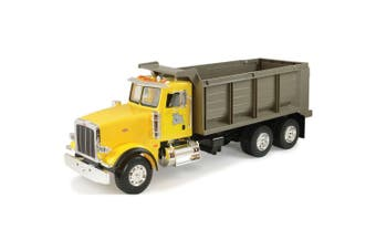 Ertl Big Farm 1:16 Peterbilt 367 Straight Truck Toy w/ Dump Box/Sounds/Lights