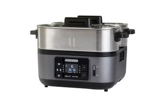 Morphy Richards 6.8L 1600W IntelliSteam All-in-One Electric Cooker/Steamer SLV