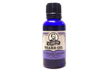 Colonel Conk 30ml Rio Grande Natural Beard Oil Softens/Conditions Skin Lavender