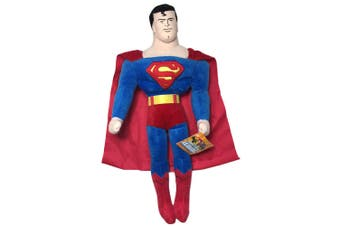 DC Comics 27cm Superman/Superheroes Soft Plush/Stuff Toy for Kids/Baby Gift