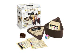 Harry Potter Trivial Pursuit Vol.2 Game/Card 600 Questions 12y+ Family/Kids
