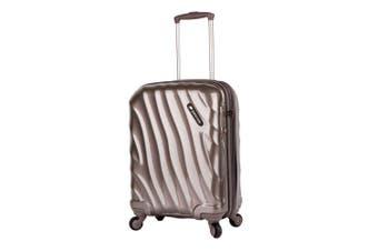 Paklite Wave Hardshell Cabin Luggage/Suitcase Travel Case Spinner/2.9kg 45L PWT