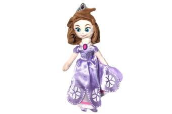 Disney Junior Sofia the First 23cm Princess Soft Plush/Stuff Toy Kids/Baby Gift
