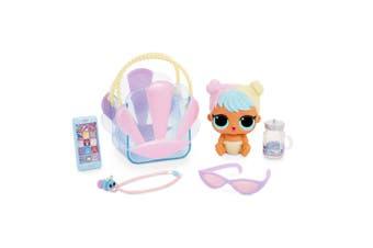 LOL Surprise Ooh La La Bon Bon Baby Doll w/Pacifier/Makeup/Lip Gloss/Goggle 6y+
