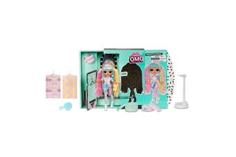 LOL Surprise OMG Fashion Doll Candylicious Kids Dress Up Toy w/20 Surprises 6y+