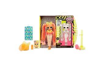 LOL Surprise OMG Lights Fashion Doll Series Kids/Children 6y+ Toy Set Dazzle