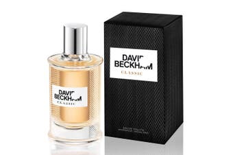 David Beckham 40ml Classic EDT/Eau De Toilette Fragrances/Natural Spray Men