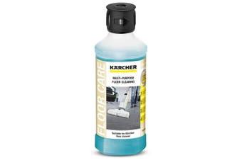 Karcher 500ml Biodegradable Multi-Purpose Liquid Cleaner for All Hard Floors