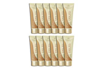 12x Australian Creams 100g Emu Oil Moisturising Hydrating Cream w/Vitamin E