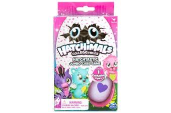 Hatchimals Hatchtastic Jumbo Deck Card Game/Play Toy Kids/Children 5y+ w/ Figure